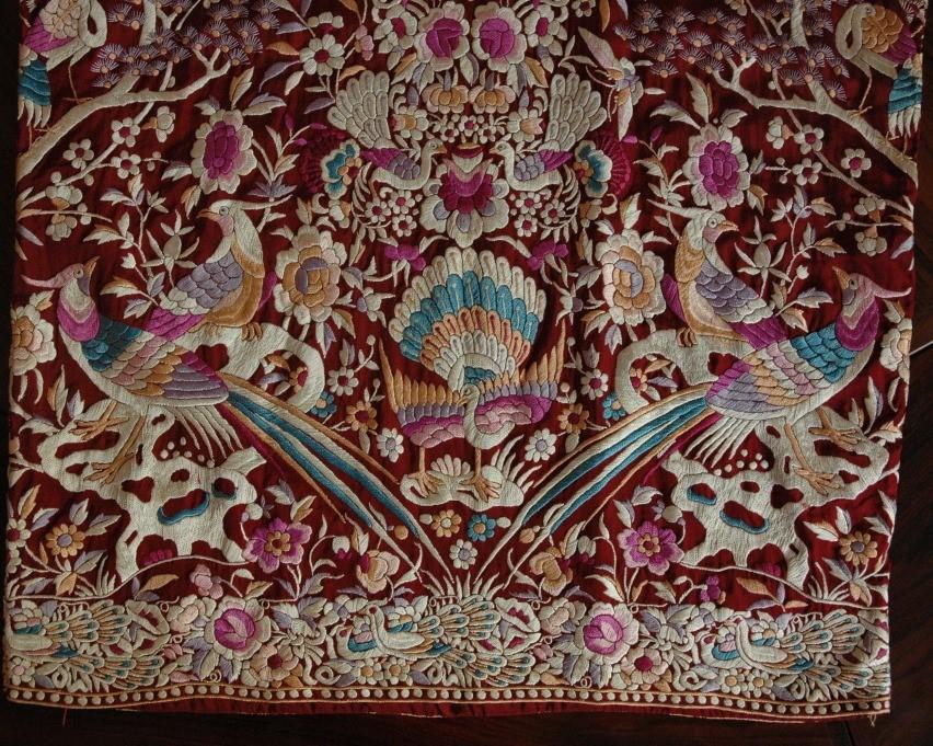 Persian Needle iweedle 3